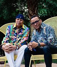 Chucho Valdés y Gonzalo Rubalcaba, pianistas cubanos