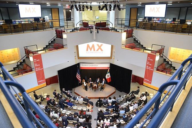 La Conferencia Mexicana de Harvard 2018 se llevó a cabo en la Kennedy School School of Government