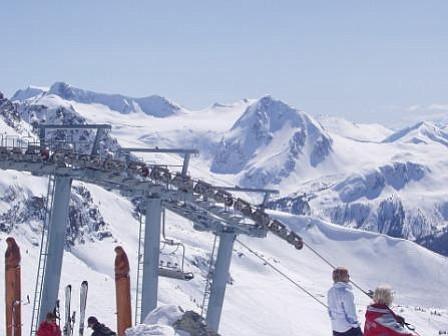Cambio climático cierre de lugar de preparación de esquiadores de EEUU