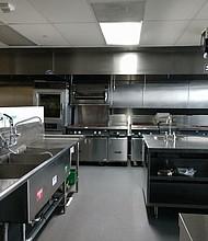 INSTALACIONES. La moderna cocina del Campus de DC del SUAGM es perfecta para los talleres culinarios que dicta la Chef Millie.