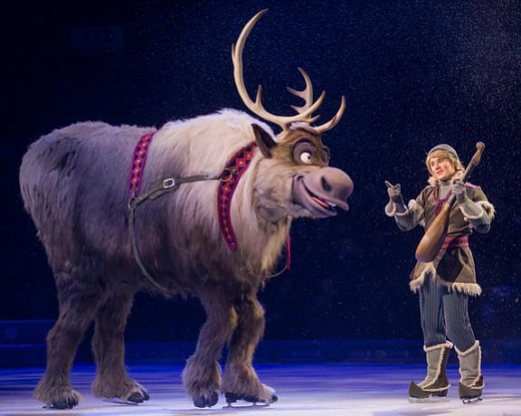 DC se congela con la magia de la obra Frozen