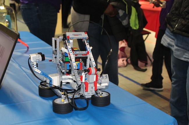 Proyectos de primaria incentivan a los niños en las áreas de STEM