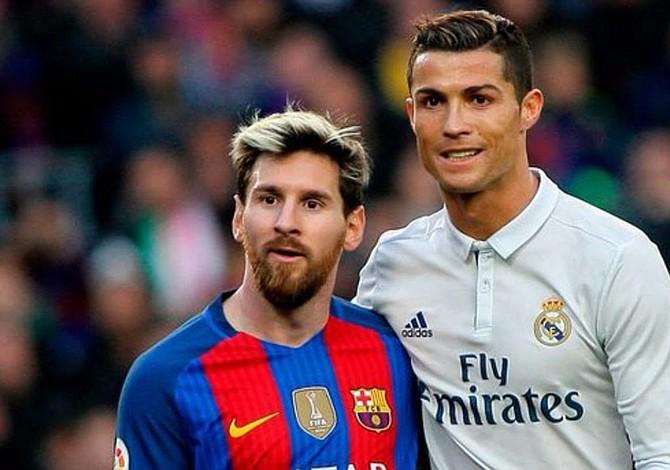 Messi y Cristiano Ronaldo los hombres récords de los octavos de la Champions