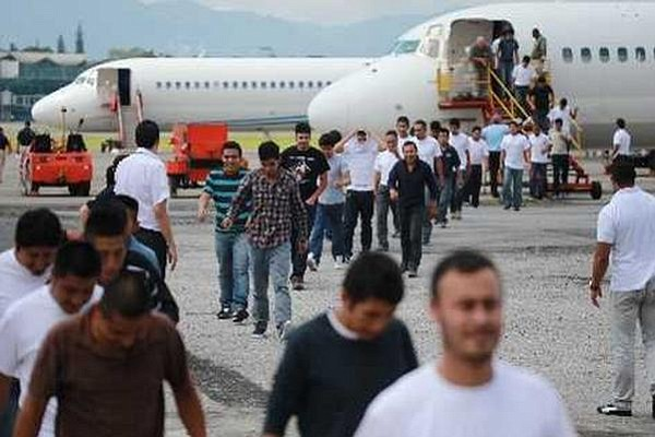 Deportación de guatemaltecos desde EEUU aumentó 35,8% en enero