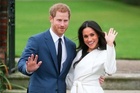 Príncipe Enrique y Meghan Markle revelan más detalles sobre su boda