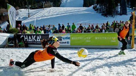 FIVB presentará en PyeongChang su apuesta por el vóley sobre nieve