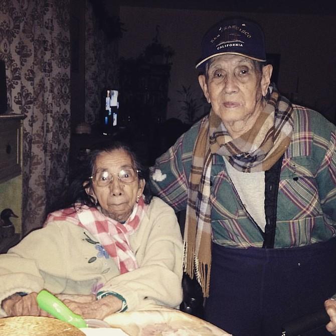 AMOR VERDADERO. Josefa y Emilio Salinas.