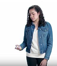 Captura de pantalla del anuncio publicitario en español que forma parte de la campaña del gobernador Baker para prevenir la adicción a opioides en la comunidad latina.