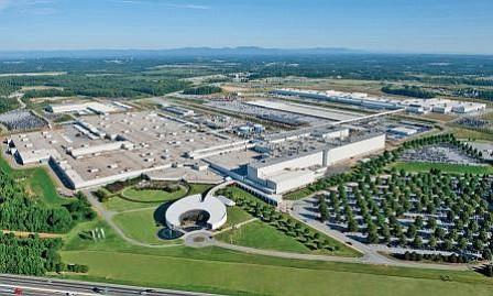Fábrica de BMW es la principal exportadora de automóviles de EEUU