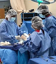 Los estudiantes seleccionados recibirán 22 créditos para carreras técnicas vinculadas a la salud