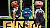 Marionetas bilingües