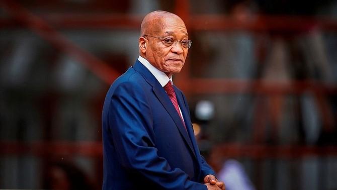 Jacob Zuma renunció como presidente de Sudáfrica