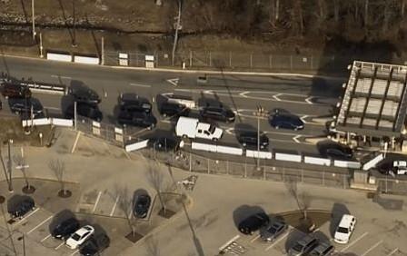 El tiroteo fue cerca de la sede de la NSA