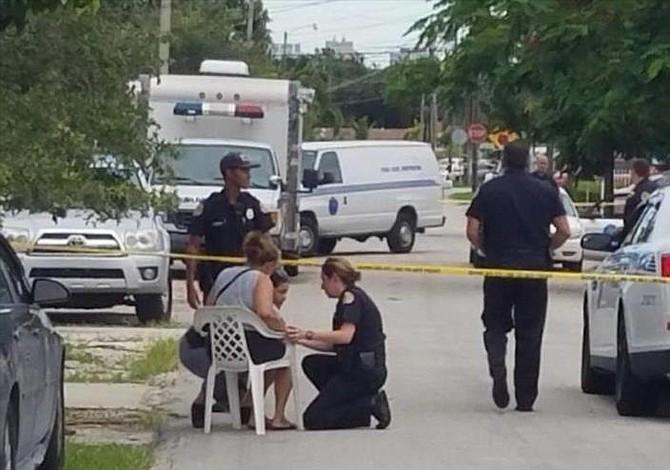 Tiroteo en escuela secundaria al norte de Miami deja varios heridos
