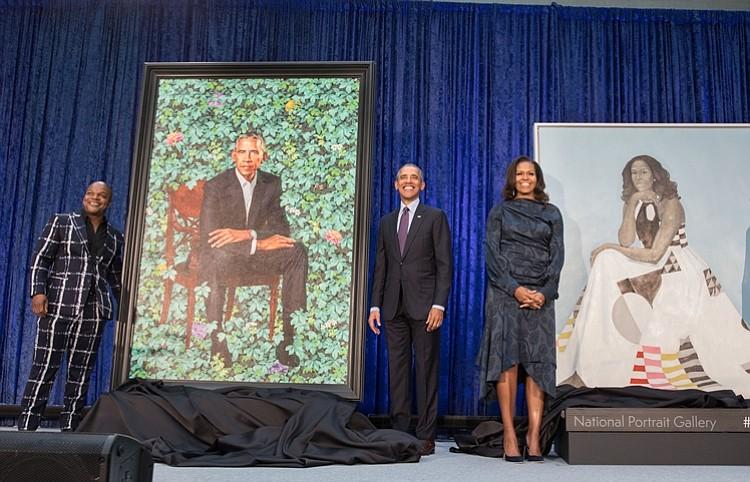Barack y Michelle Obama 'derriten' Instagram con fotos y canciones