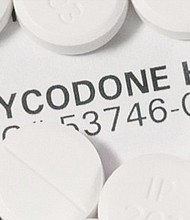 El analgésico Oxicodone, clasificado entre los opiodes, puede ser mortal.  Foto-Cortesía: Buy Adalat online.
