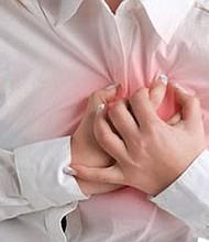 Es posible confundir un ataque al corazón con los síntomas de otras enfermedades. Foto: Hora Cero Web.