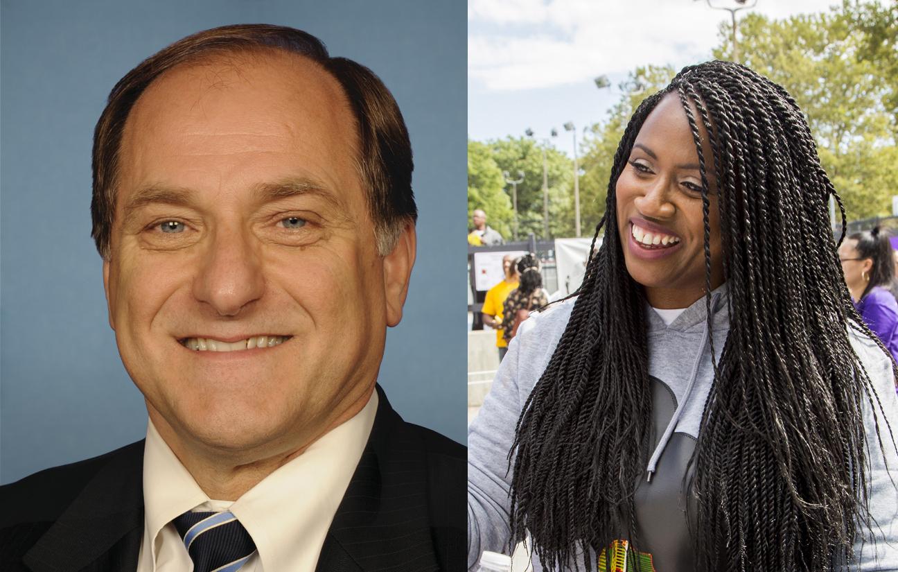 Congresista Mike Capuano y Concejal Ayanna Pressley