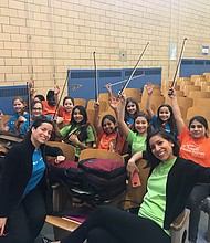 Boston String Academy, un programa de música after school, fue uno de los beneficiados con la beca de Mass Cultural Council