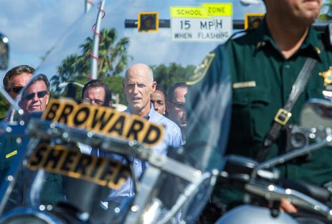 Arrestado joven por amenazas de muerte en escuelas de Florida