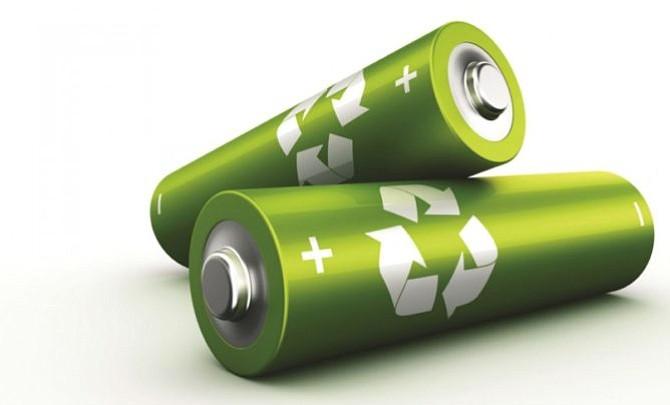 Una pila que no daña el medioambiente al desecharla
