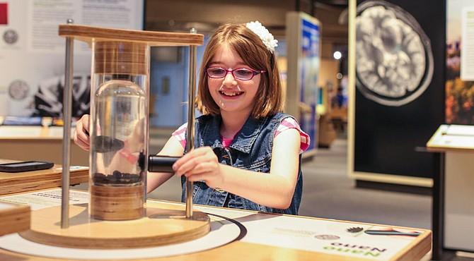 Exhibición de Nanotecnología en el Museo de Ciencias