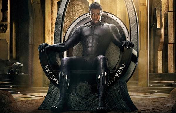 """""""Black Panther"""" registra segundo mejor estreno de la historia en 4 días"""