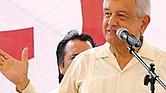 PRIMERO. El candidato izquierdista que se ganó feroces críticas al proponer amnistía para los líderes de los cárteles, lidera las encuestas de intención de voto a nivel nacional.
