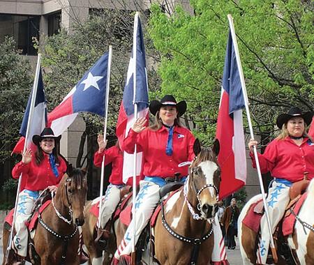 Feliz aniversario, Texas