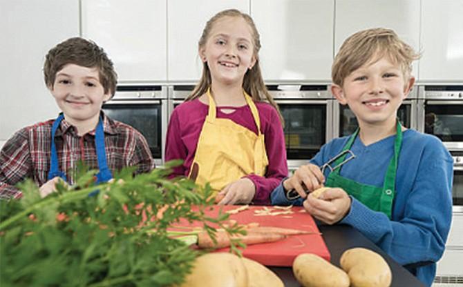 Cocina saludable para la familia