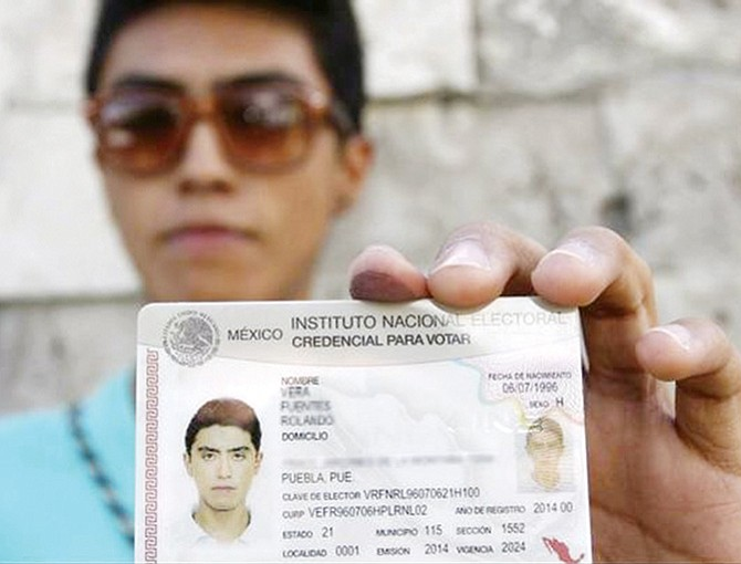 Sólo 12.2% de mexicanos en el extranjero se registran para votar