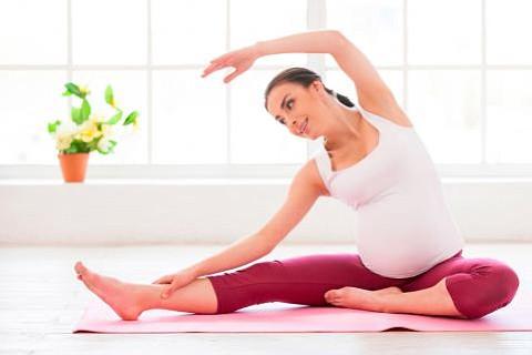 8 beneficios del yoga para embarazadas