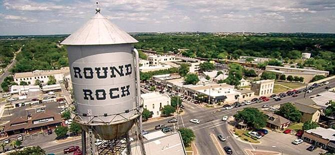 El prominente desarrollo de Round Rock