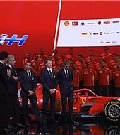 El nuevo Ferrari para el Mundial de 2018