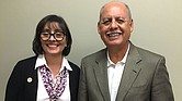 Juntos, Norma Diaz, CEO de Community Health Group, y su esposo, Joseph Garcia, un consultor externo que sirve como jefe de operaciónes, ganaron $1.1 millones en 2016, y recibieron más de $5 millones desde 2012, según presentaciones de impuestos y datos de la compañía.