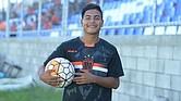 DEBUTANTE. Orssy Rodríguez, futbolista que debutó en la Primera División con 15 años de edad