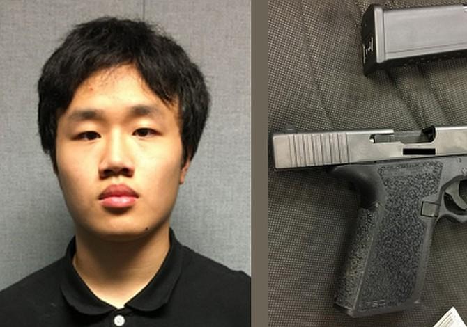 Un estudiante de Maryland dice que regularmente traía armas a la escuela para protegerse de los tiradores en masa