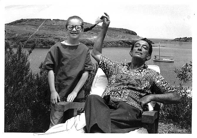 Exposición de Salvador Dalí en Austin
