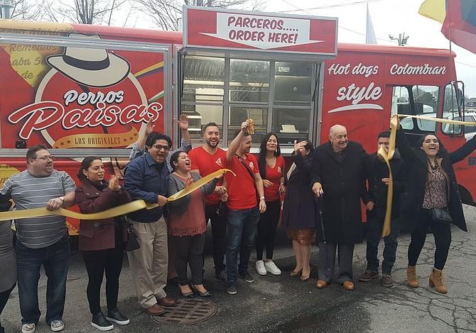 Llegó el primer Food Truck de dueños latinos en East Boston