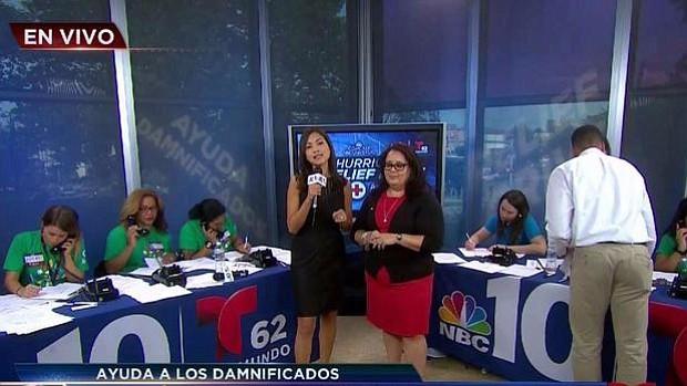 NBC10 y Telemundo62 celebrarán banco de llamadas de acogida temporal