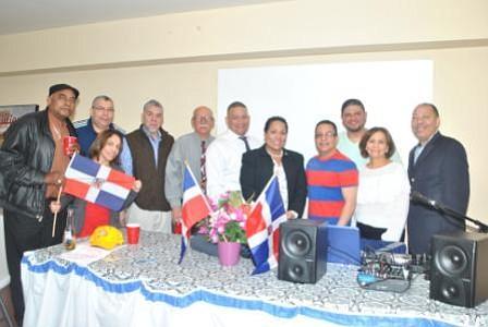 Honor a la patria de Duarte en celebración dominicana