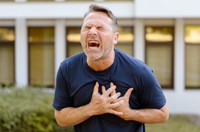 Síntomas de alerta de un paro cardíaco