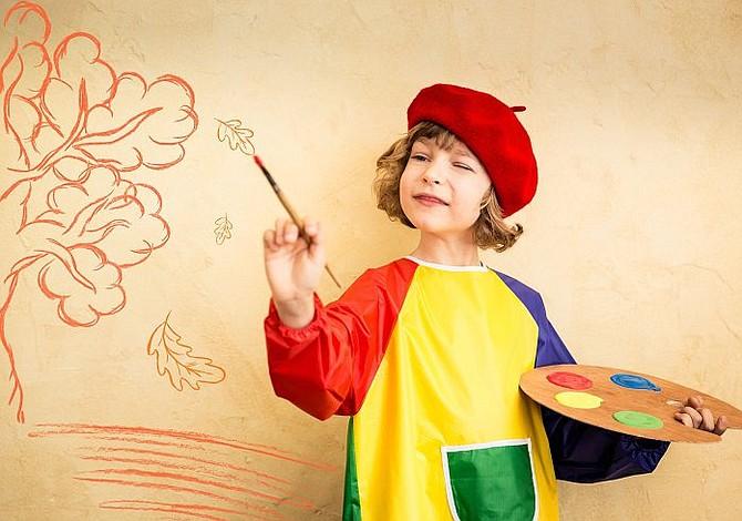 Claves para estimular la imaginación en los niños