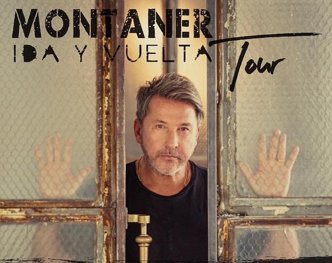 RICARDO MONTANER con el Tour Ida y Vuelta estará en vivo el domingo 11 de Marzo en el Eagle Bank Arena en Fairfax VA.