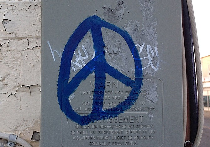 La historia detrás del símbolo de paz