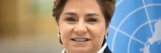 Patricia Espinosa, Secretaria Ejecutiva de la Convención Marco de las Naciones Unidas sobre el Cambio Climático