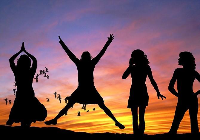Cómo educar niñas independientes y con confianza en sí mismas