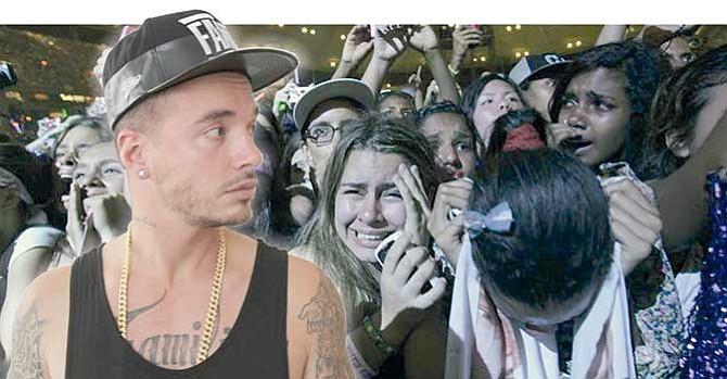 SEGÚN el cantante colombiano J BALVIN: Letras que denigran a mujeres son culpa de las fans