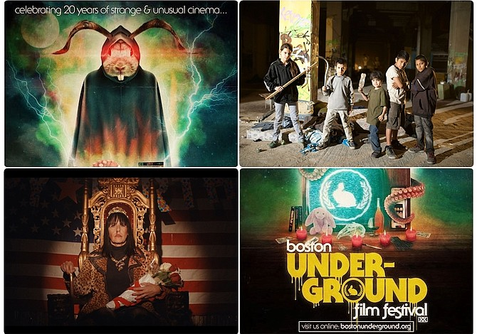 Festival de Cine Underground de Boston celebra 20 años incluyendo filmes de México y Brasil