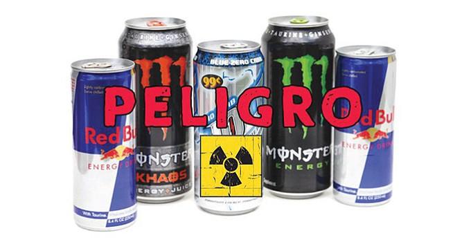 Las llamadas bebidas energizantes contienen un alto nivel de azúcar y sales minerales perjudiciales para la salud. Foto: Laguíadelasvitaminas.com.